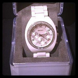 NWT DKNY Ceramic Watch